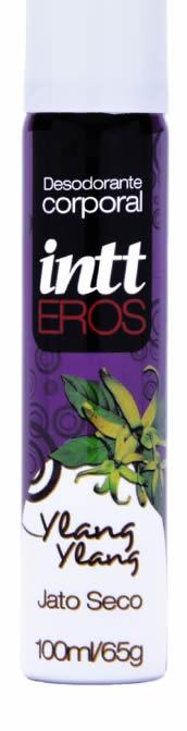 INTT Eros Ylang Ylang - Desodorante Corporal Jato Seco