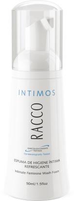 Espuma de Higiene Íntima Refrescante Intimos Racco 50ml (1028)