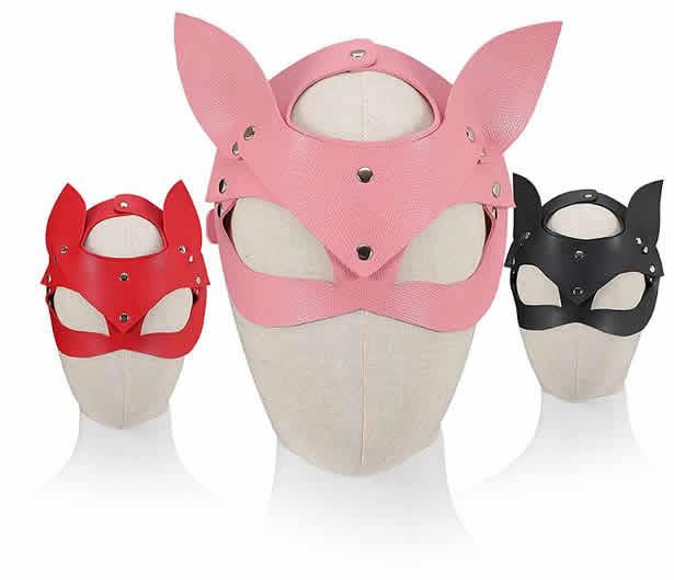 Sado - Mascara Mulher Gato