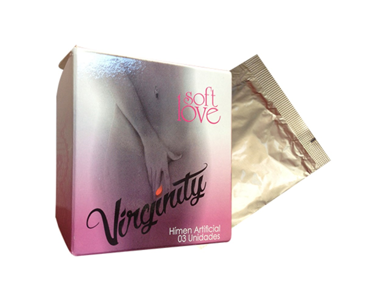 Virginity Hímen Artificial 3 und  - Soft Love